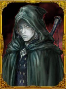 人狼ジャッジメントのカードアイコン〜暗殺者