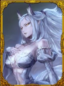 人狼ジャッジメントのカードアイコン〜妖狐