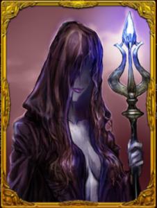 人狼ジャッジメントのカードアイコン〜魔女