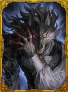 人狼ジャッジメントのカードアイコン〜人狼