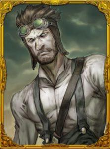 人狼ジャッジメントのカードアイコン〜罠師