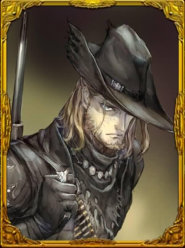 人狼ジャッジメントの狩人アイコン