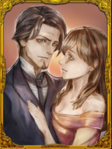 人狼ジャッジメントのカードアイコン〜恋人