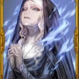 人狼ジャッジメントの霊能者アイコン