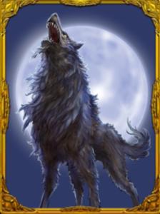 人狼ジャッジメントのカードアイコン〜大狼