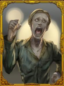 人狼ジャッジメントのカードアイコン〜逃亡者