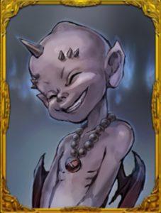 人狼ジャッジメントの天邪鬼のカードアイコン