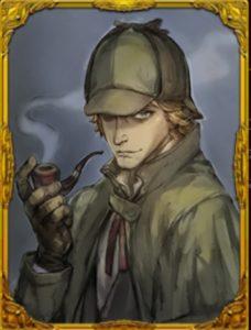 人狼ジャッジメントのカードアイコン〜名探偵