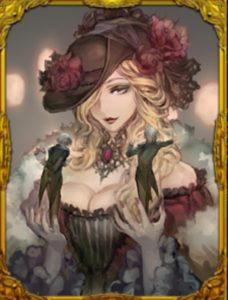 人狼ジャッジメントの悪女のカードアイコン