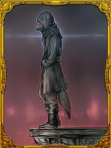 人狼ジャッジメントの一匹狼カードアイコン