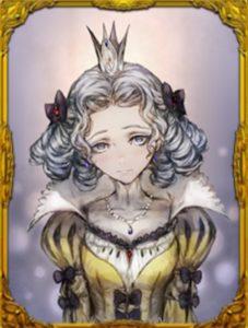 人狼ジャッジメントのカードアイコン〜プリンセス