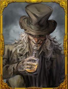 人狼ジャッジメントの酔っ払いのカードアイコン